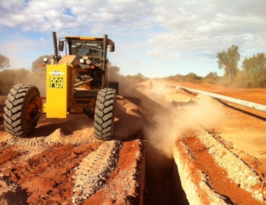 Eastern Goldfields Gas Pipeline, Spiecapag Lucas