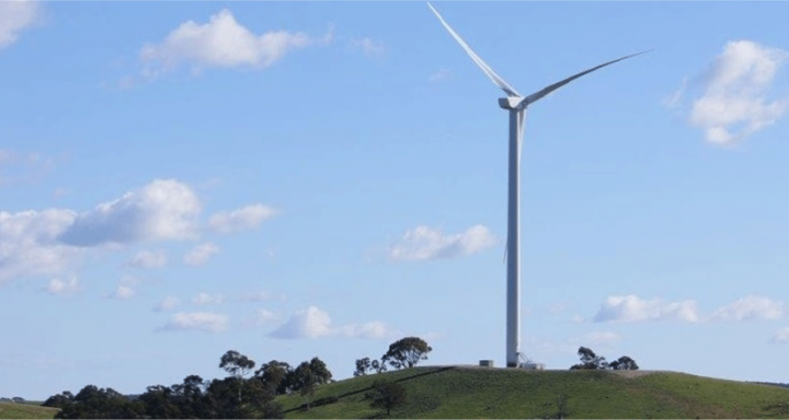 White Rock Wind Farm, Goldwind Australia