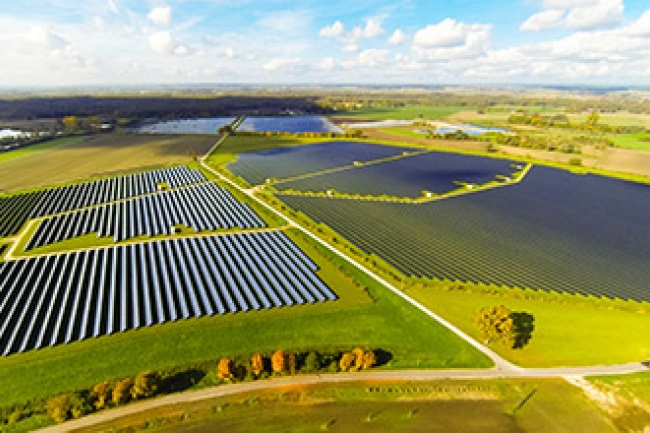 Solar project planning and support, ESCO Pacific